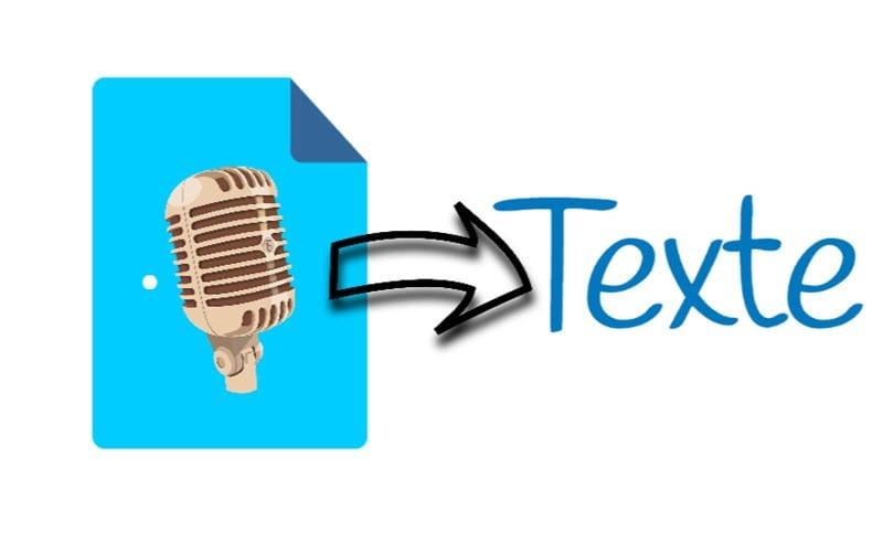 Voici comment convertir un audio en texte