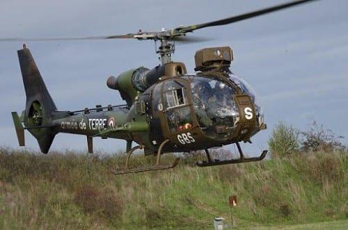Confidentiel :laFrance a livré trois hélicoptères auTogo