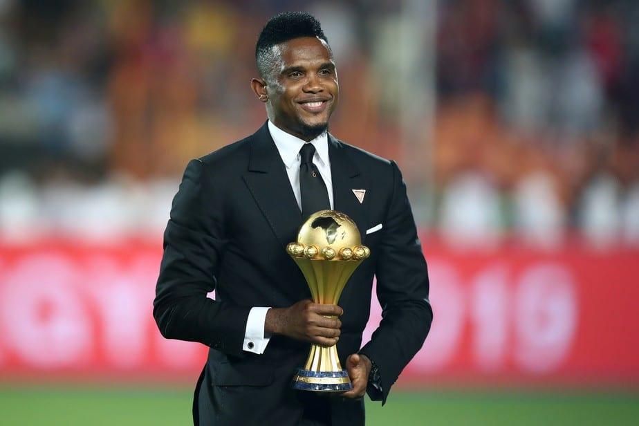Qui Est En Réalité Samuel Eto'o, L'International Footballeur Africain ?