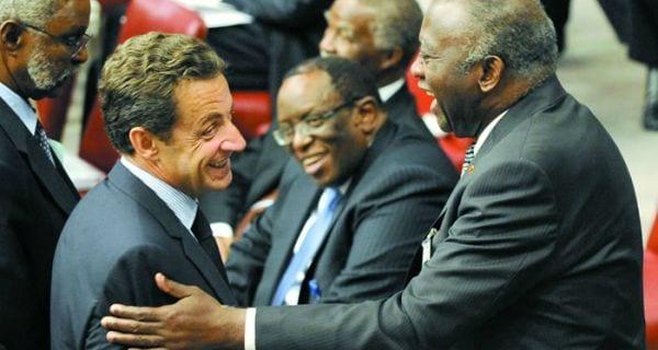 « GbagboSortiDe Prison...Sarkozy En Route Pour La Prison »