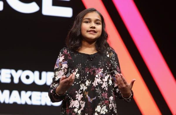 Qui Est Gitanji Rao, Élue Enfant De L'année Par Le Time Magazine?