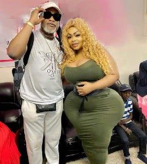 Grand P humilié par Eudoxie Yao et Koffi Olomidé