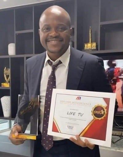 Côte d'Ivoire : Life TV, meilleure chaîne généraliste aux Awards des Entreprises