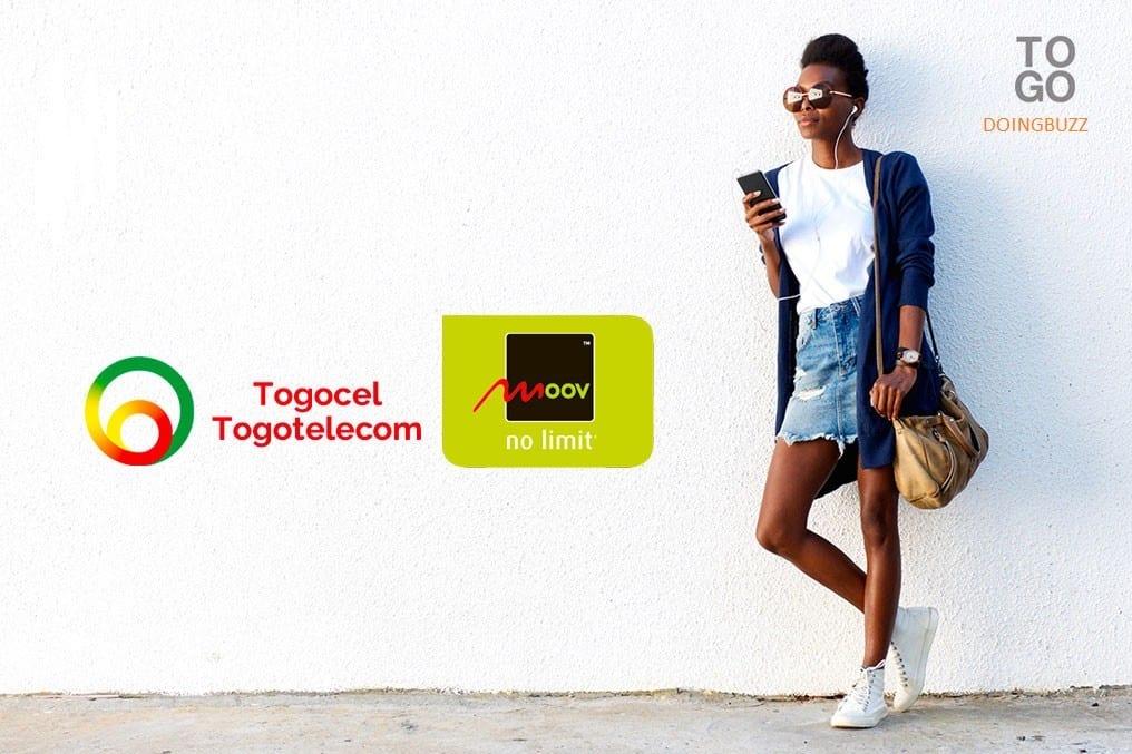 Togo: comment faire la configuration internet des réseaux téléphoniques (Moov et Togocel)?