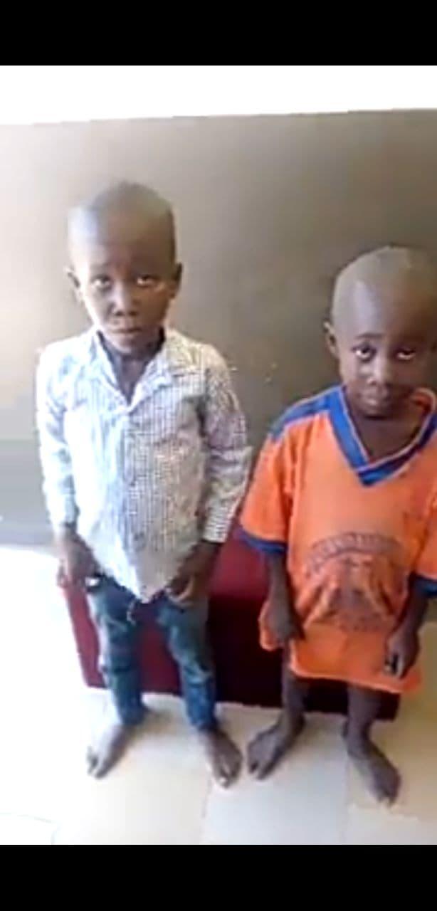 Côte d'Ivoire: Ces petits d'à peine 7 ans chantent trop bien (Vidéo)