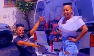 Afrique Du Sud :NomceboZikodeRencontreZodwa, La Danseuse Qui Ne Porte Pas DeDessous