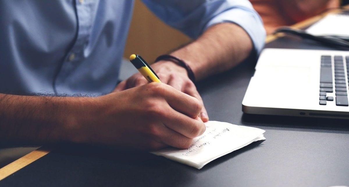 Voici 5 astuces pour devenir un rédacteur web
