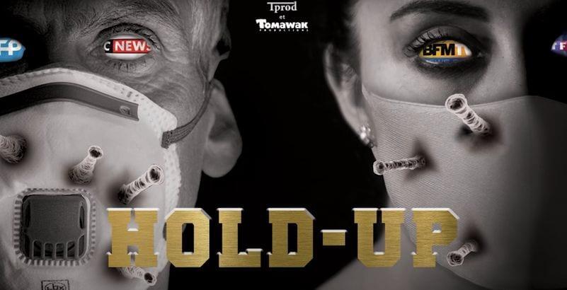 Covid-19: 145000 euros pour les producteurs du documentaire complotiste Hold-Up