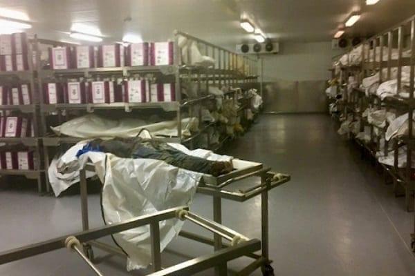 Afrique du Sud / Coronavirus: les morgues débordées, les décès en augmentation