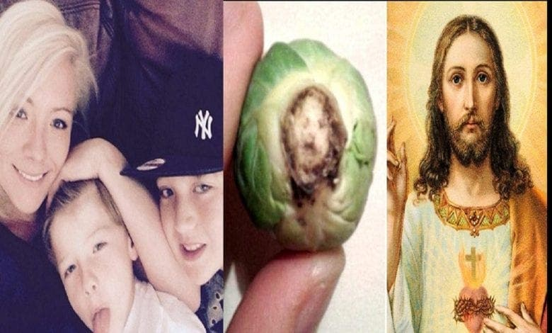 Angleterre: une mère prétend avoir vu le visage de Jésus dans un légume (Photo)