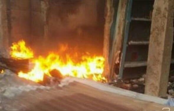 Burkina Faso : un couple et leur unique bébé meurent dans un incendie