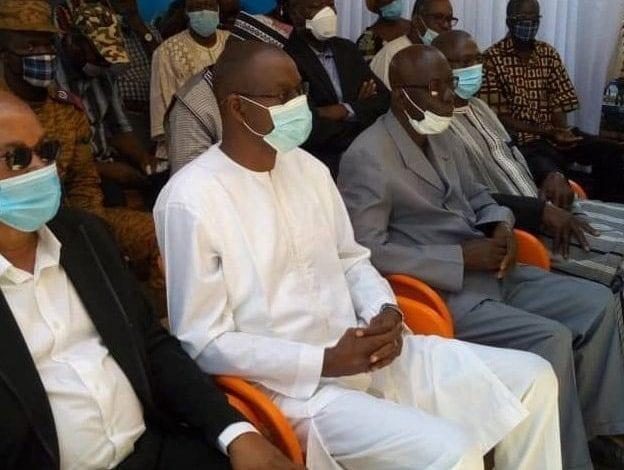 Burkina/ Condamné à 20 ans, le Général Diendéré sort de prison et assiste aux obsèques de sa mère