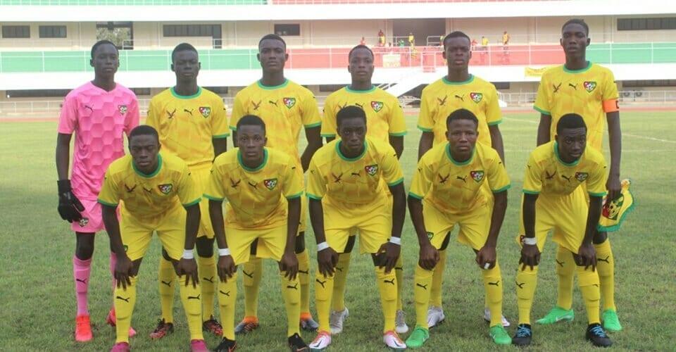 CAN U17 : Le Togo disqualifié