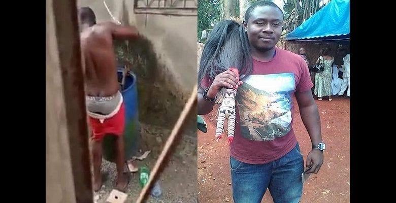 Cameroun: un homme torture un enfant de 7 ans, la population exaspérée