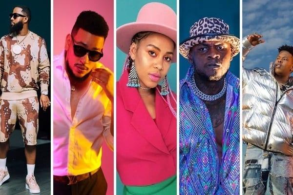 Découvrez les 10 meilleurs rappeurs d'Afrique à l'heure actuelle (photos)