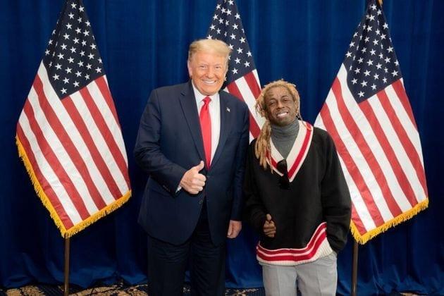Pourquoi Donald Trump a gracié les rappeurs Lil Wayne et Kodak Black