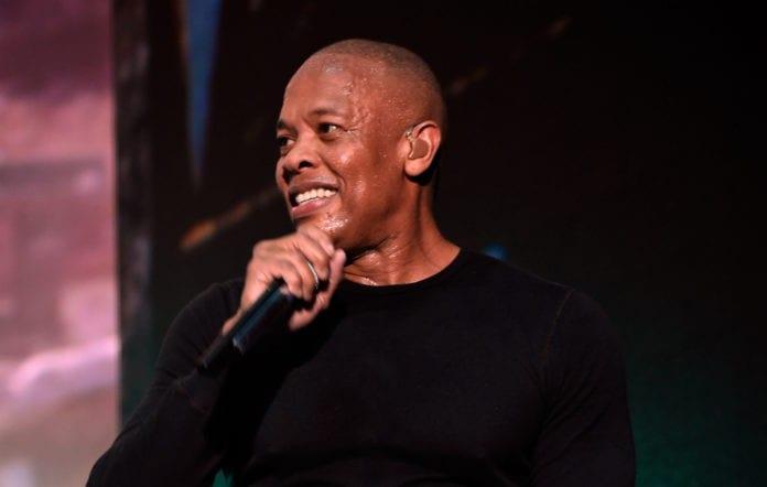 Dr Dre : Le rappeur en soins intensifs