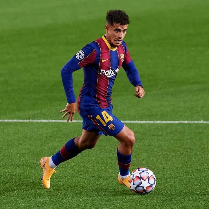Liga/Barcelone: Coutinho opéré avec succès mais sera absent pour trois mois