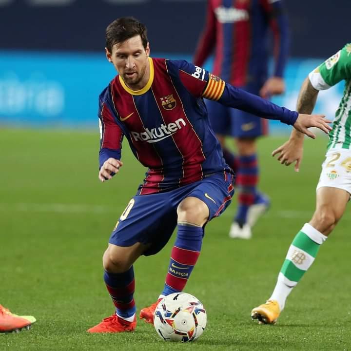 Liga/Barcelone: Le départ de Lionel Messi se précise?