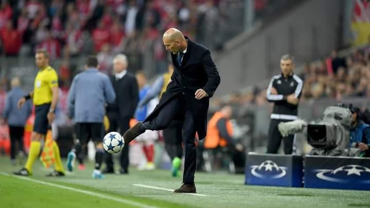 Real Madrid/covid19: Zinedine Zidane testé négatif