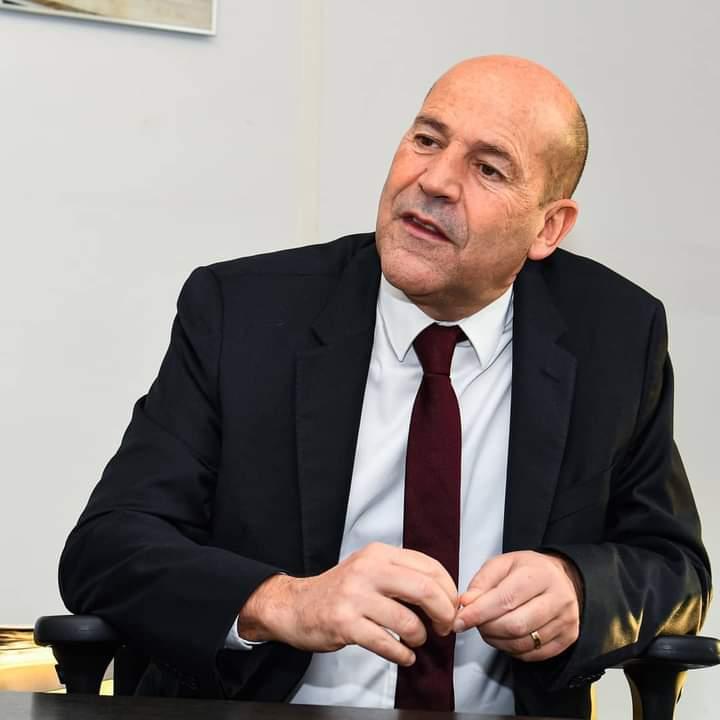 Élection à la FFF: Voici ce que fera Michel Moulin s'il est élu président