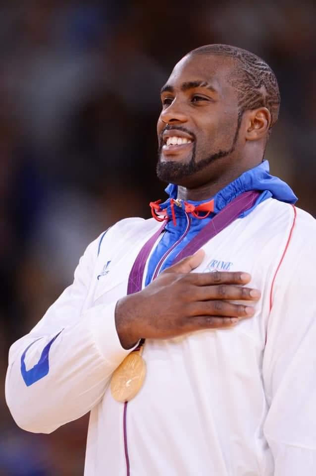 Judo: Riner fait son come back sur les tatamis
