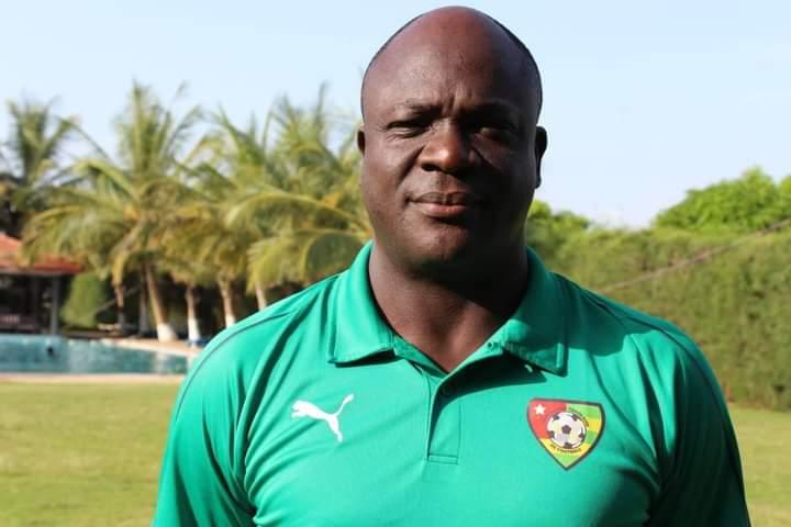 CHAN 2021: Abalo Dosseh « Les joueurs sont très concernés et sont concentrés