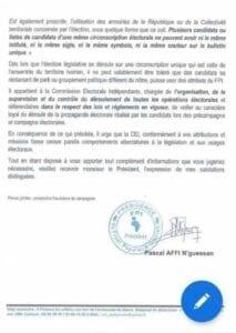 Logo du FPI : Pascal Affi N'Guessan s'en prend au camp de Laurent Gbagb