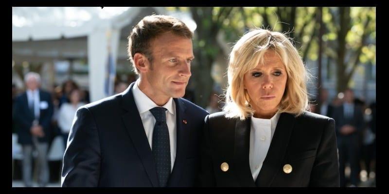 France/ Brigitte Macron contracte la Covid-19, le cache aux Français et va fêter en famille