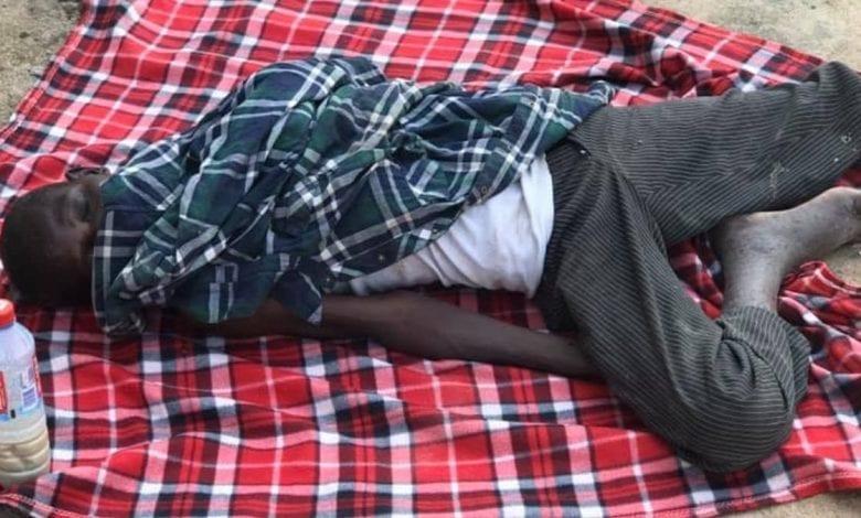 Un Ghanéen séropositif abandonné par une église et l'hôpital
