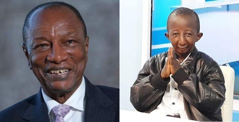 Guinée Conakry: le message de Grand P au président Alpha Condé