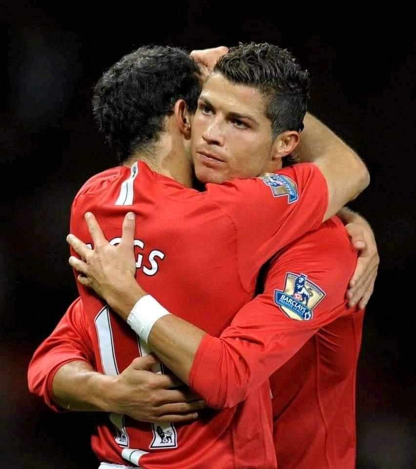 Angleterre: Ryan Giggs fait une vibrante révélation sur Cristiano Ronaldo