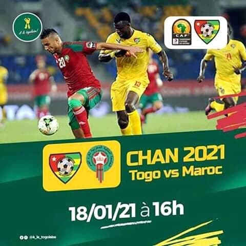 CHAN 2021: Maroc - Togo: Forces et faiblesses des éperviers