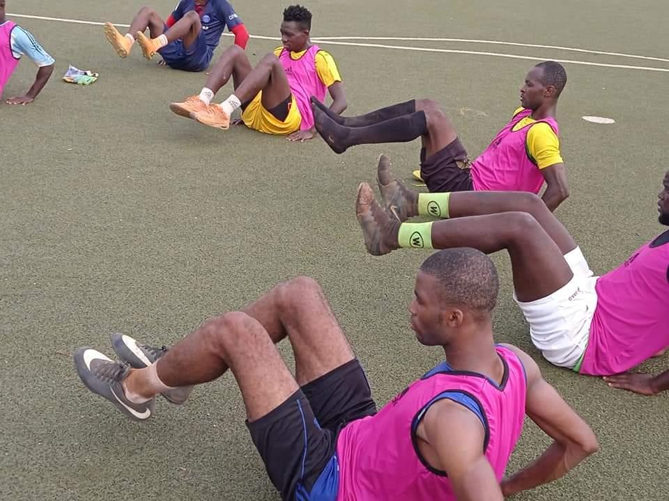 Togo/ reprise des championnats D1, D2: Premier regroupement de As OTR