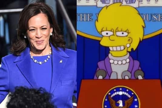 Investiture de Joe Biden : les Simpson ont prédit un fait