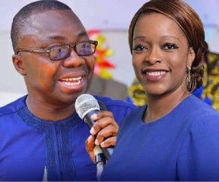 Bénin : Joël Aïvo et Reckya Madougou, un duo pour la présidentielle ?