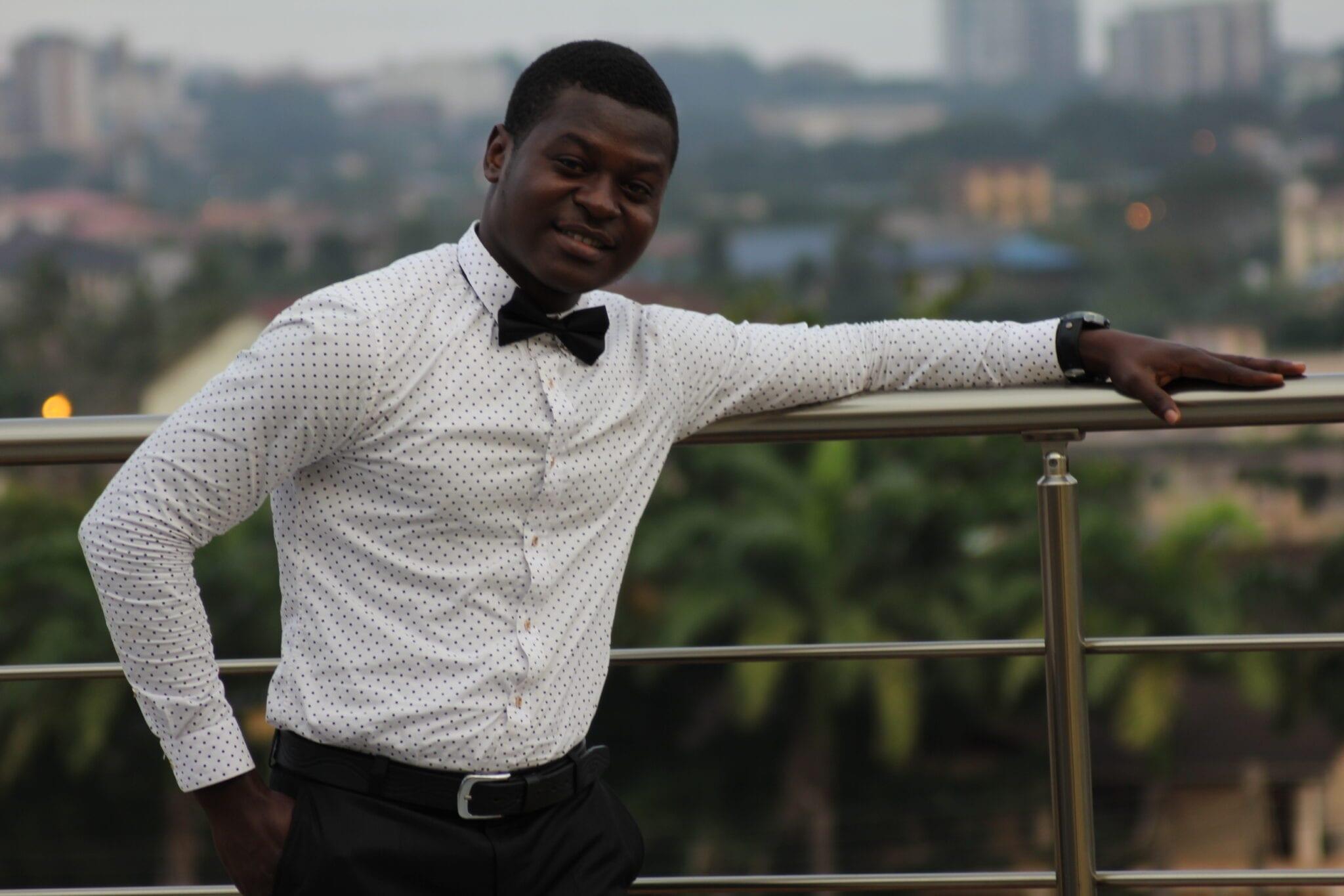 Sciences :unjournaliste togolais décroche un prixmondial
