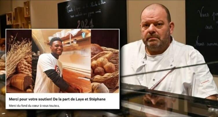 Laye : l'apprenti boulanger guinéen de Besançon régularisé