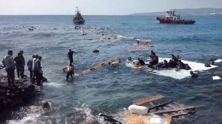 Libye : Plusieurs morts dans le naufrage d'une embarcation de migrants