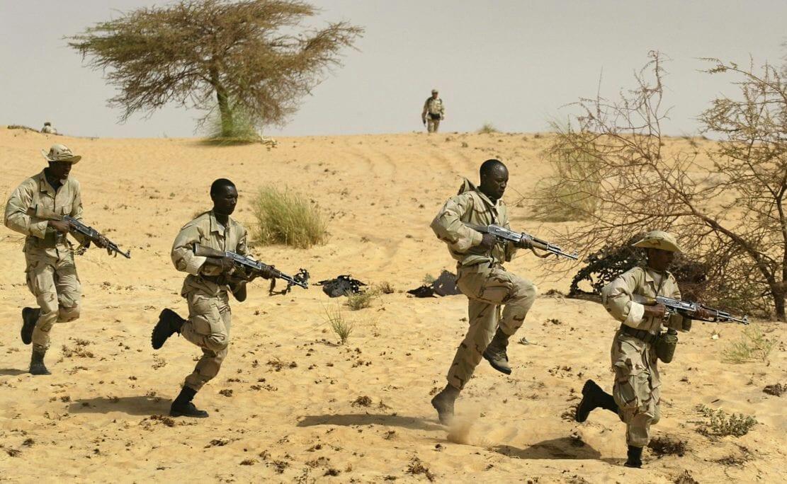 Mali : 03 présumés terroristes interpelés
