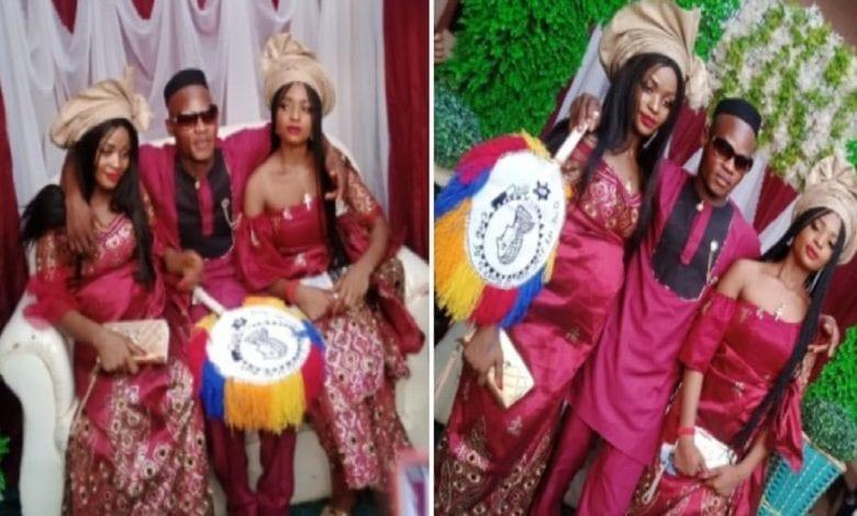 Nigeria: ne pouvant pas vivre l'une sans l'autre, des jumelles épousent un même homme – vidéo