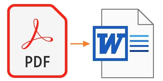 Comment convertir un document PDF en Word ?