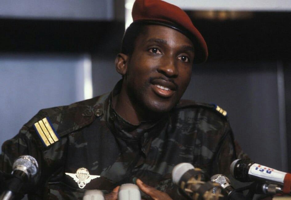 Paris : Une rue porte désormais le nom de Thomas Sankara