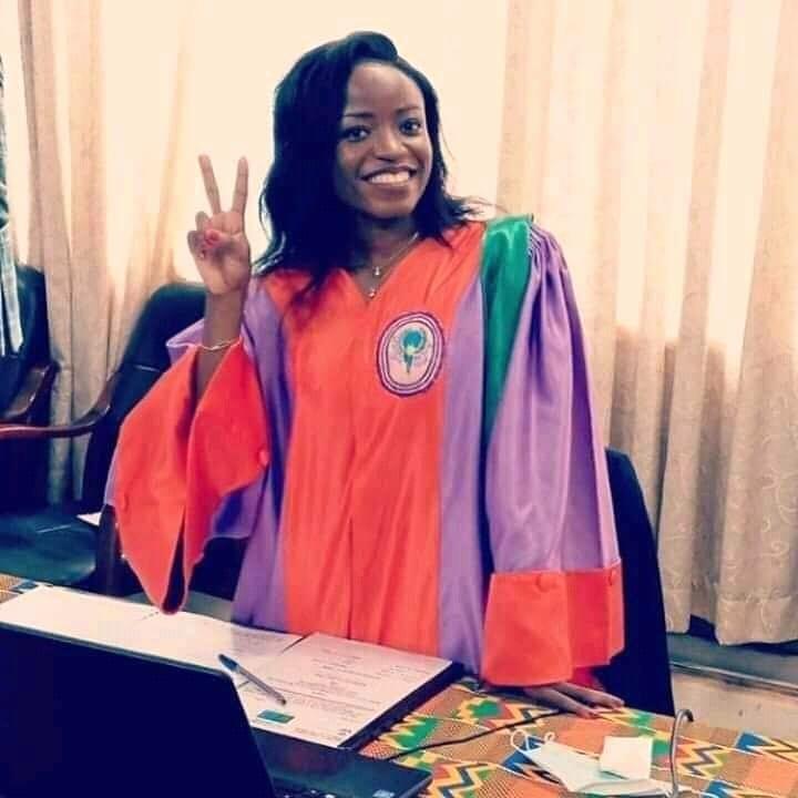 Qui est Nina Liinsy, la plus jeune docteur en pharmacie au Togo?