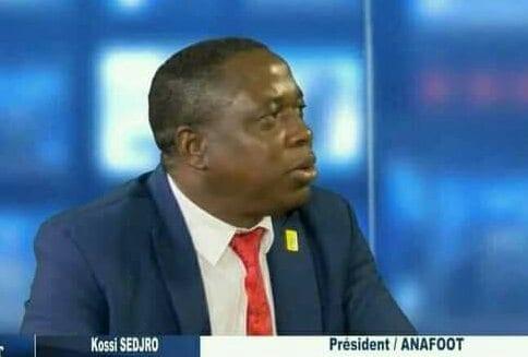 Arbitrage: Voici le message de nouvel an du président de l'ANAFOOT aux arbitres du Togo