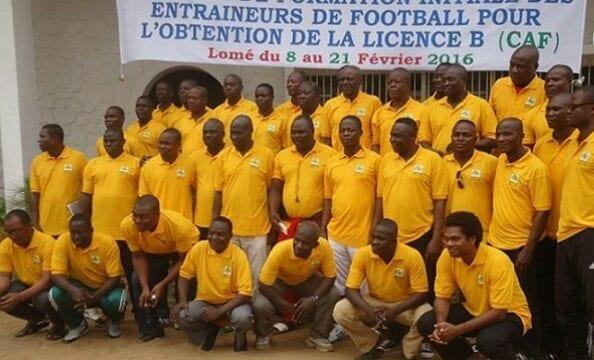 Togo: FTF renforce les capacités des entraîneurs de D1, D2 et centres de formation