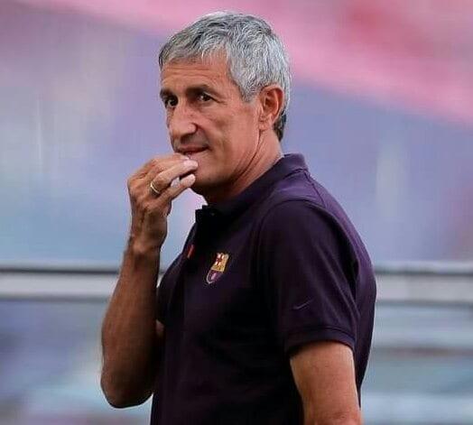 Barcelone: La direction de Barça refuse de payer à Quique Setien