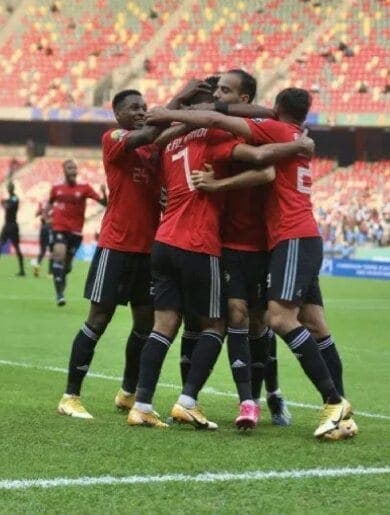 CHAN 2021: Abdullah Abdularahman élu l'homme du match de la rencontre RD Congo vs Libye