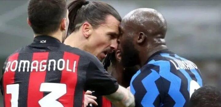Football : Énorme clash entre Ibrahimovic et Lukaku