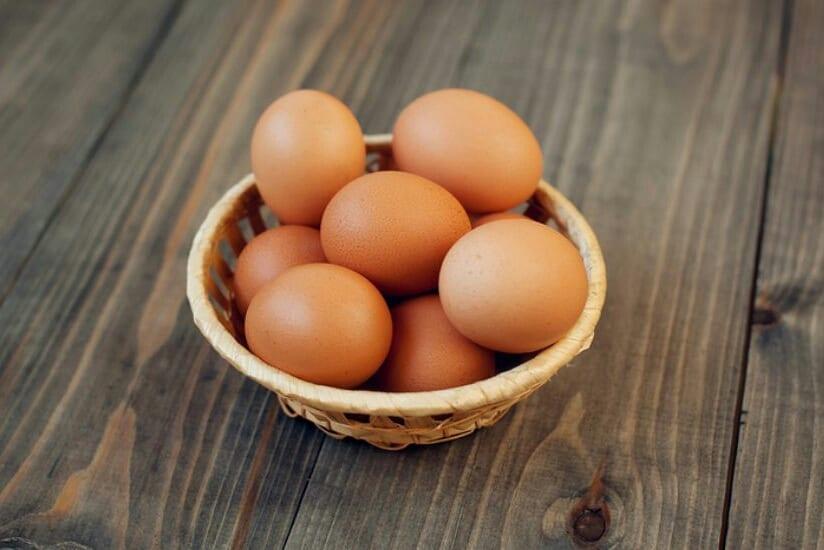 Togo : un œuf coûte 150 F l'unité en ce mois de janvier
